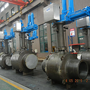 Forge Steel Fully Welded Ball valve